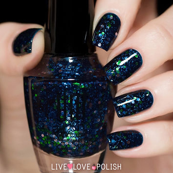 UNT Midnight Temptation Nail Polish - DW075 (Screen Dream of Diva Wilde Collection)