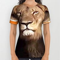 Unisex Cecil the Great Lion T-Shirt  Save the Lions T-Shirt Endangered Species RIP Cecil T-Shirt Nature Conservancy T-Shirt Lion