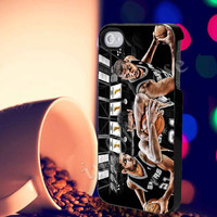 NBA San Antonio Spurs Basketball Case For iPhone 4/4S iPhone 5/5S/5C and Samsung Galaxy S3 i9300 S4 i9500 *indomarcase*