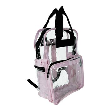Back to School Backpack Clear Backpack