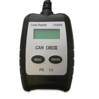 BAFX Products (TM) - OBDII Automotive scanner - Check and Clear DTC trouble code - Plus More!