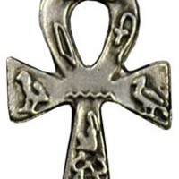 Ankh With Hieroglyphics [JASYM] - $4.95 : Magickal Products, Crystals, Tarot Decks, Incense, and More!