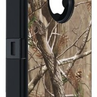 OtterBox Defender Realtree Series for iPhone 4 & 4S - Black/AP Camo Pattern