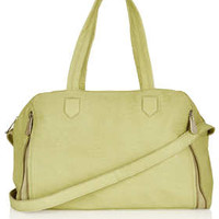 Zip Boxy Holdall - Back In Stock  - New In