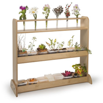 Whitney Brothers Nature Shelf WB2450