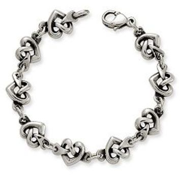 Heart Knot Bracelet | James Avery