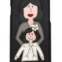 Dolce & Gabbana Family Patch Iphone 6 Case - Julian Fashion - Farfetch.com