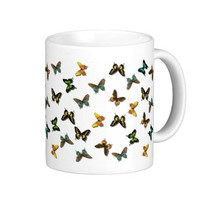 butterfly mug from Zazzle.com
