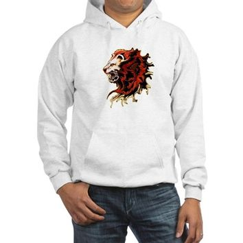 King Lion Roar Jumper Hooded Sweatshirt