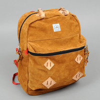 epperson mountaineering - hiking day pack peanut suede