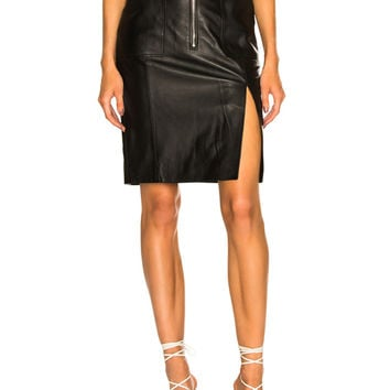 Altuzarra Pollard Skirt in Black | FWRD
