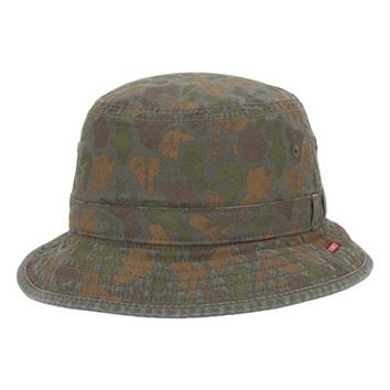 Men's A. Kurtz 'Marsh' Camo Print Bucket Hat