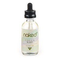 Naked 100 Green Blast eLiquid