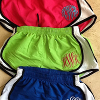 Adult Monogram Shorts