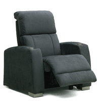 Fabric Home Theater Recliner Seat Hifi by Palliser