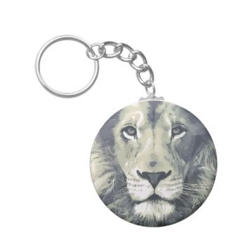 COSMIC LION KING | Custom Keychain