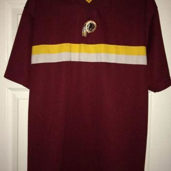 DCCK8X2 Sale!! Vintage Adidas Football Jersey NFL Activewear Shirt Made in Usa