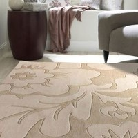 Rugs USA Keno Bold Floral Beige Rug