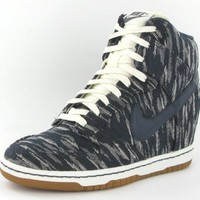 Nike Dunk Sky HI PRM Womans Basketball Shoes 585560-100