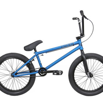 Cult Gateway 2016 Teal Complete BMX Bike