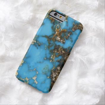 Natural Turquoise Stone Barely There iPhone 6 Case