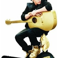 Justin Bieber Cutout Gold Gloves Cardboard Life Size Standup Poster (Limited Edition)