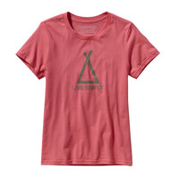 Patagonia Tent Life T-Shirt - Short-Sleeve - Women's