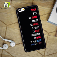Twenty One Pilots 3 iPhone 6 Case by Avallen