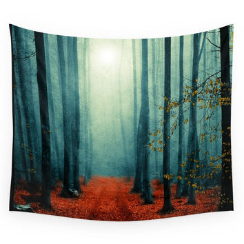 Society6 Landscape (colour Option) Wall Tapestry