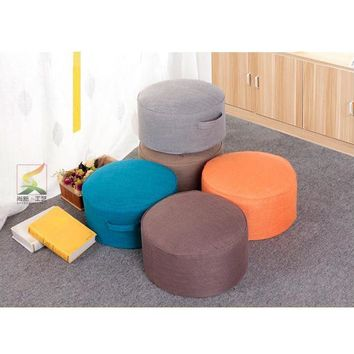 New Design Round High Strength Sponge Tatami Cushion Meditation Yoga Round Mat Chair Seat Cushion