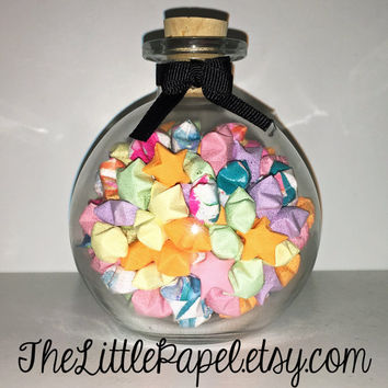 Lilly Pulitzer Origami Lucky Star Jar
