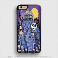 The Nightmare Before Christmas Disneyland Haunted mansion iPhone 6 Plus Case iPhone 6S+ Cases