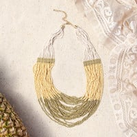 Beaded Sands Necklace