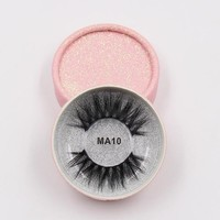 MA10 Luxury 3d Faux Mink Eyelashes