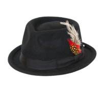 Wool Kids Fedora by Capas