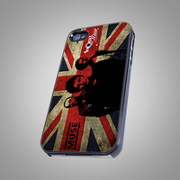 Muse Rock Band - XII TB - 127 - Print on Hard Cover - For iPhone 4/4S Case and iPhone 5  Case