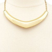 Geometric Collar Necklace