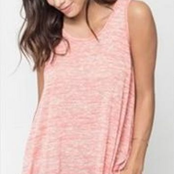 Plain Loose Tank Top