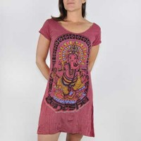Ganesha Mini Dress
