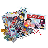 Steven Universe Hot Topic Exclusive Monopoly