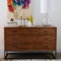 Copenhagen 3-Drawer Dresser - Wide