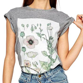 Botanical T Shirt