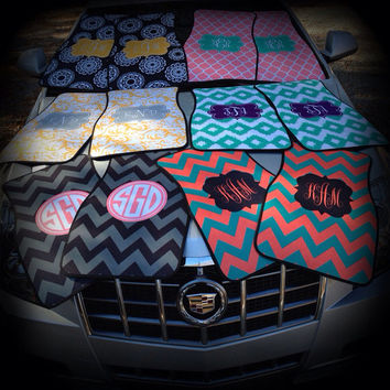 Car Mats, Personalized/Monogram Car