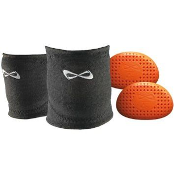 NFINITY Single Volleyball Kneepads - SIZE: M, COLOR: Black