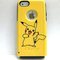 pokemon GO pikachu otterbox case commuter iphone 5c