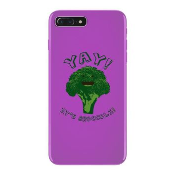 one cheer for broccoli iPhone 7 Plus Case