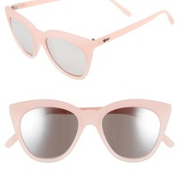 Quay Australia 50mm Cat Eye Sunglasses | Nordstrom