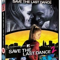 DVD-Save The Last Dance 1&2-DVD