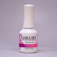 "Kiara Sky Gel Polish ""Once Upon A Time"" G811 Ombre 0.5 oz"