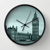 Big Ben Wall Clock by Alice Gosling